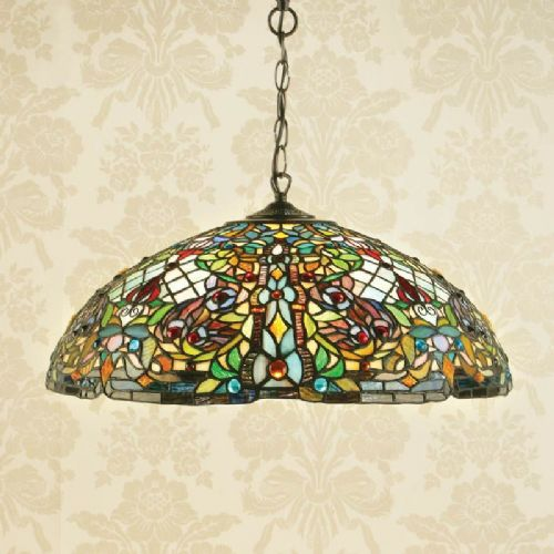 Anderson Pendant (Traditional, Pendant) TG82P (Tiffany style)